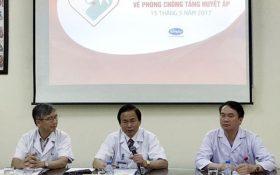 Tỷ lệ người bị tăng huyết áp ở Việt Nam đang ở mức báo động đỏ